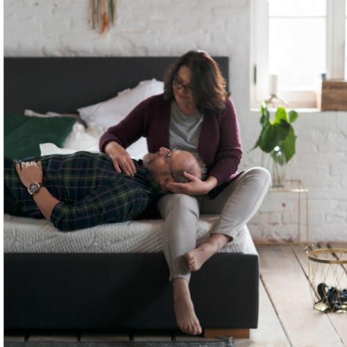 Ulga w dyskomforcie - materace dla osoby z bólem kręgosłupa